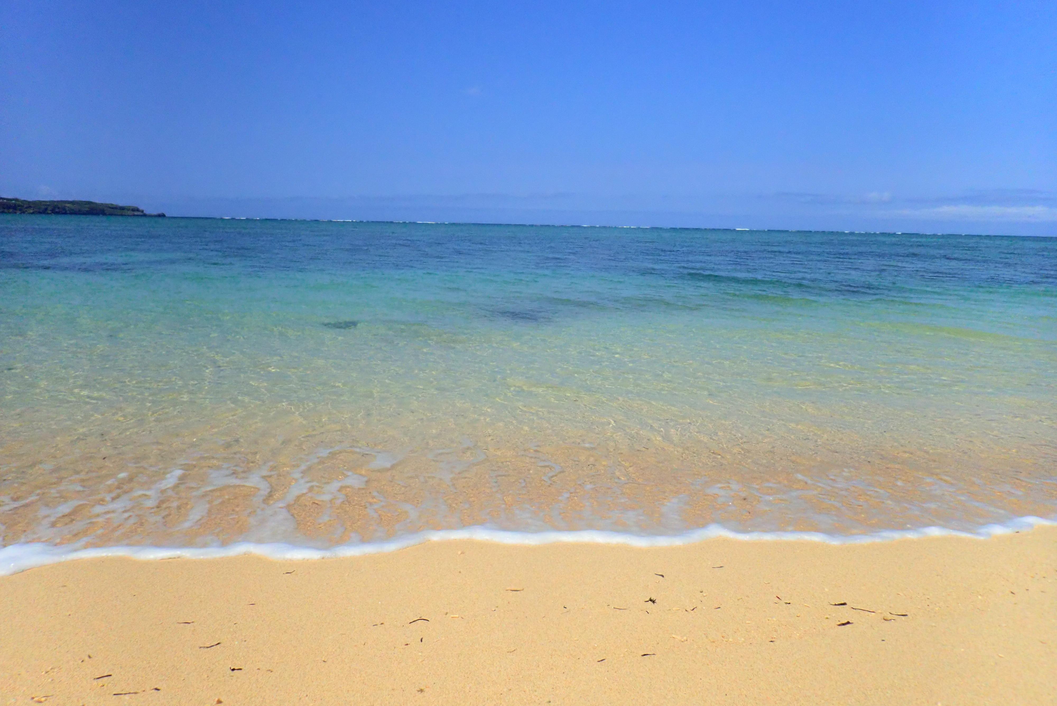 プライベートビーチ写真/のんびり癒し旅